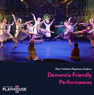 Picture Dementia friendly performance