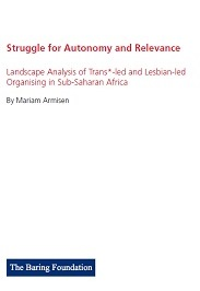 Picture Struggle for Autonomy
